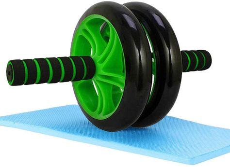 Ofbos Ab Roller, Attrezzo Fitness maneggevole e Trainer per
